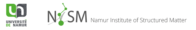 Namur Institute of Structured Matter