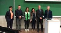 Céline Noel : PhD defence