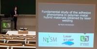 PhD degree for Pierre HIRCHENHAHN from NISM
